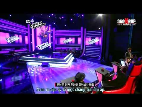 [Vietsub] The Voice of Korea Ep 03 P1/6 [360Kpop.com]