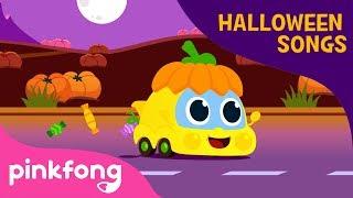 Halloween Cars | Canciones de Halloween | Pinkfong Canciones Infantiles
