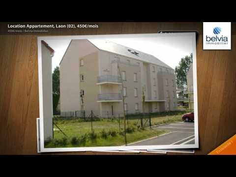 Location Appartement, Laon (02), 450€/mois