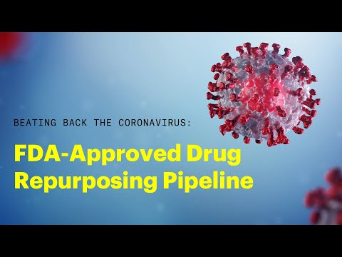 With the goal of rapidly repurposing FDA-approved drugs to treat COVID-19, the Wyss Institute is collaborating with the Frieman Lab at the University of Maryland Medical School and the tenOever Lab at the Icahn School of Medicine at Mount Sinai to establish a multidisciplinary pipeline that can rapidly predict, test, and validate potential treatments.