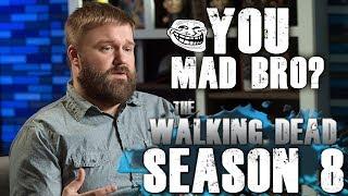 Robert Kirkman on that Season 8 Mid-Season Finale Death!