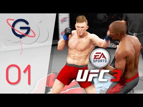 EA Sports UFC 3 FR #1 : Début de Carrière ! - YouTube