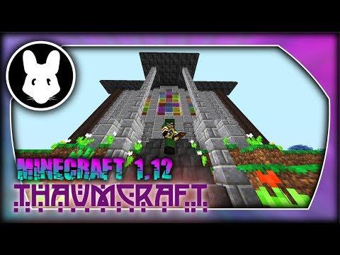 Minecraft Mods Tips&Tricks    Ep 1    Thaumcraft all