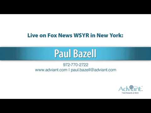 Paul Bazell featured on the radio in New York - 1/28/14