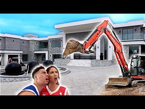 NEW CONSTRUCTION AT THE ACE FAMILY HOUSE!!!