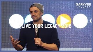 Watch These 62 Minutes If You Need to Make Money in the Next 24 Months | Live Your Legacy Keynote