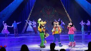 [4K HD] Disney On Ice: Frozen, Opening Scene