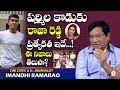 Imandhi Ramarao about Raja Reddy, son of YS Sharmila