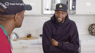 Kevin Durant on How Hungry Are You? - Bonus video