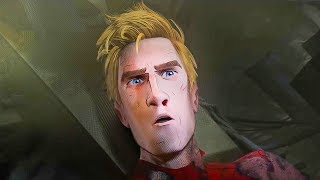 Spider-Man Into The Spiderverse 'Peter Parker's Death' Movie Clip (2018) HD