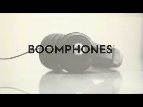 "Boomphones  ""How-To-Boom"" Tutorial"