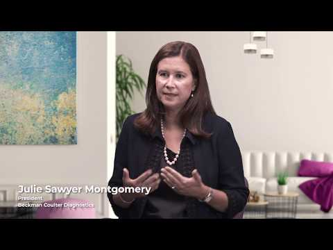 Julie Sawyer Montgomery, president of Beckman Coulter explains the role of antibody tests in the fight against COVID-19.