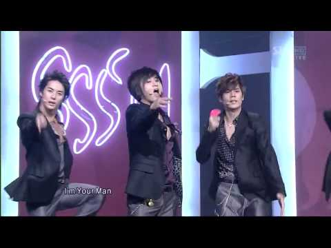 ss501 - ur man live