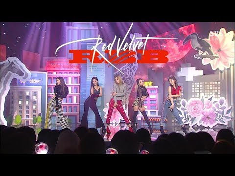 Red Velvet (레드벨벳) - RBB(Really Bad Boy) Comeback Stage Mix 무대모음 교차편집