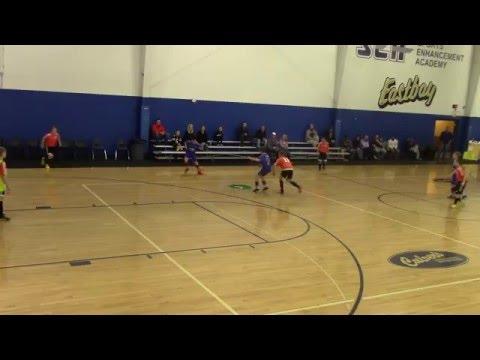 Rush U12 Boys White vs Oregon U12 White