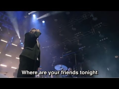 LCD Soundsystem - All My Friends (Live at Madison Square Garden) [HD]