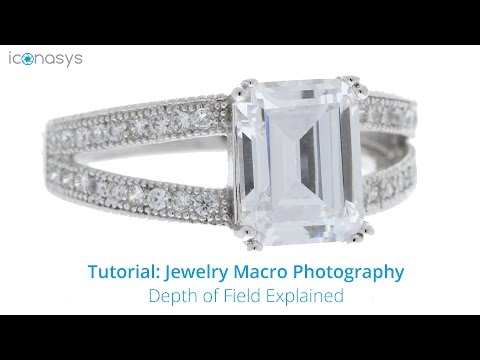 Tutorial: Jewelry Macro Photography - Depth of Field Explained