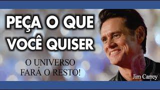 Jim Carrey | O universo lhe dará o que você escolher - Dublado