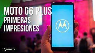 Video Motorola Moto G6 Plus 128 GB Azul índigo aA-F8_keO2U