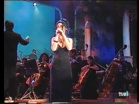 OTI 98 SF Argentina - Sin amor - Alicia Vignola