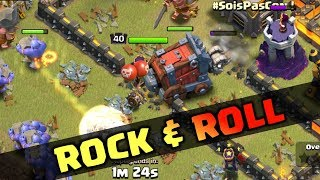 BOWITCH WITH WALL WRECKER STRATEGY