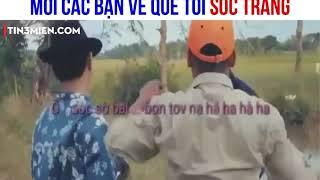 Hot FB : Rap về SÓC TRĂNG cực chất - YouTube