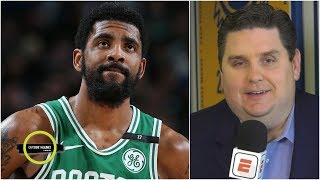 Kyrie is 'headed toward' the Nets - Brian Windhorst | Outside the Lines