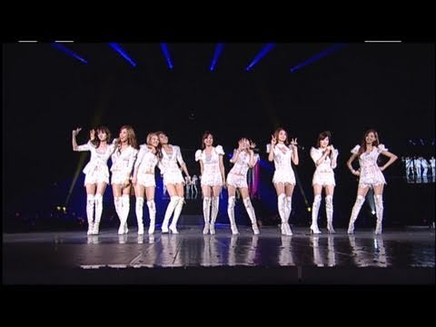 [2011 GIRLS' GENERATION TOUR] 뻔&Fun(Sweet Talking Baby)_GIRLS' GENERATION