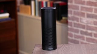 Amazon Echo: a wireless speaker you can talk to