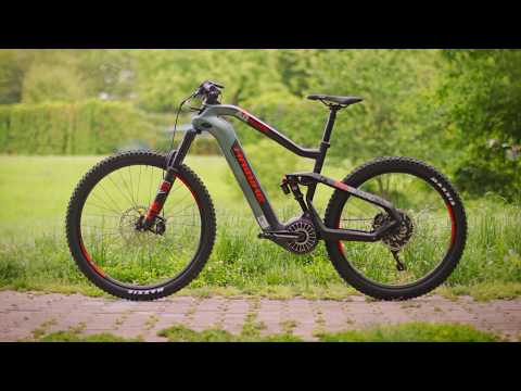 Haibike XDURO AllMtn 8.0 Unboxing