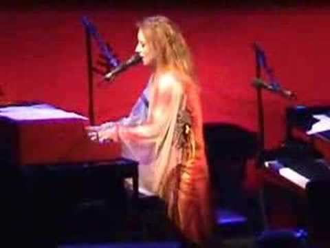 Tori Amos Strange Little Girl Live
