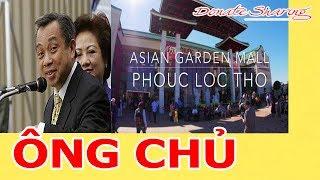 Ông Chủ gốc Việt khu Phước Lộc Thọ ở Little Saigon