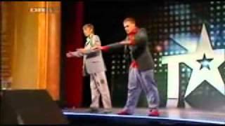 Best Robot Dance Ever