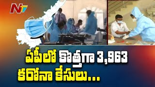 AP records highest single-day spike with 3,963 new positiv..