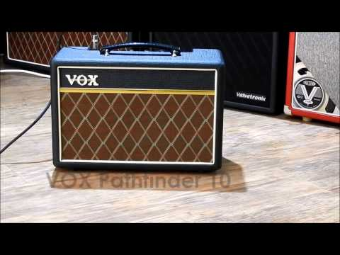 VOX Pathfinder 10 Demo Video