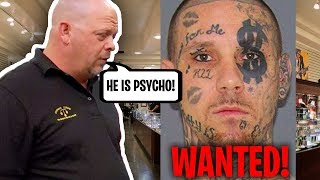 The Pawn Stars Encounter One Of The Most Savy Thieves IN THE WORLD!