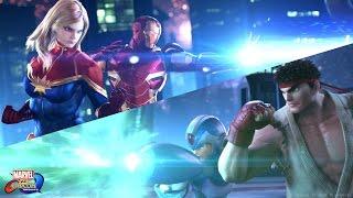 Marvel vs. Capcom: Infinite Teaser