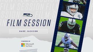 Gabe Jackson Film Session | 2021 Seattle Seahawks