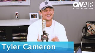 Tyler Cameron Answers All Our Burning Questions! | On Air With Ryan Seacrest