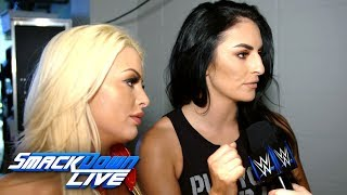 Mandy Rose isn't finished with Carmella yet: SmackDown Exclusive, May 21, 2019