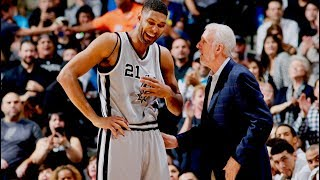 Tim Duncan Transitions From Spurs Player to Coach | Tim Joins San Antonio Spurs Staff