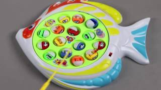 Cute Fishing Game Toy    Kids Fishing Videos for Children Fishing for Kids