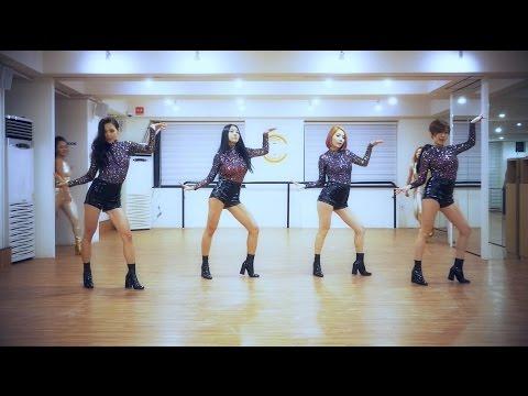 브라운 아이드 걸스 Brown Eyed Girls - 신세계 Brave New World 안무 영상 Dance Practice