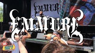 Emmure - Vans Warped Tour 2017 - FULL SET (Burgettstown, PA)
