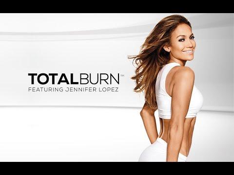 Total Burn With Jennifer Lopez