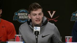 Press Conference: Virginia & Purdue Elite Eight Preview