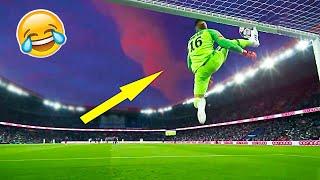 Funny Soccer Football Vines 2021 ● Goals l Skills l Fails #92