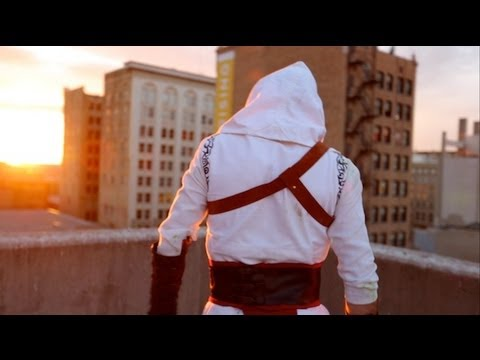 Assassin's Creed Meets Parkour in Real Life, Assassin's Creed Meets Parkour in Real Life.