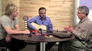 Watch the Trade Secrets Video, D'Addario: Capo Conversations with Ned Steinberger Part 1