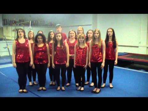 SPOTLIGHT KIDZ sing National Anthem